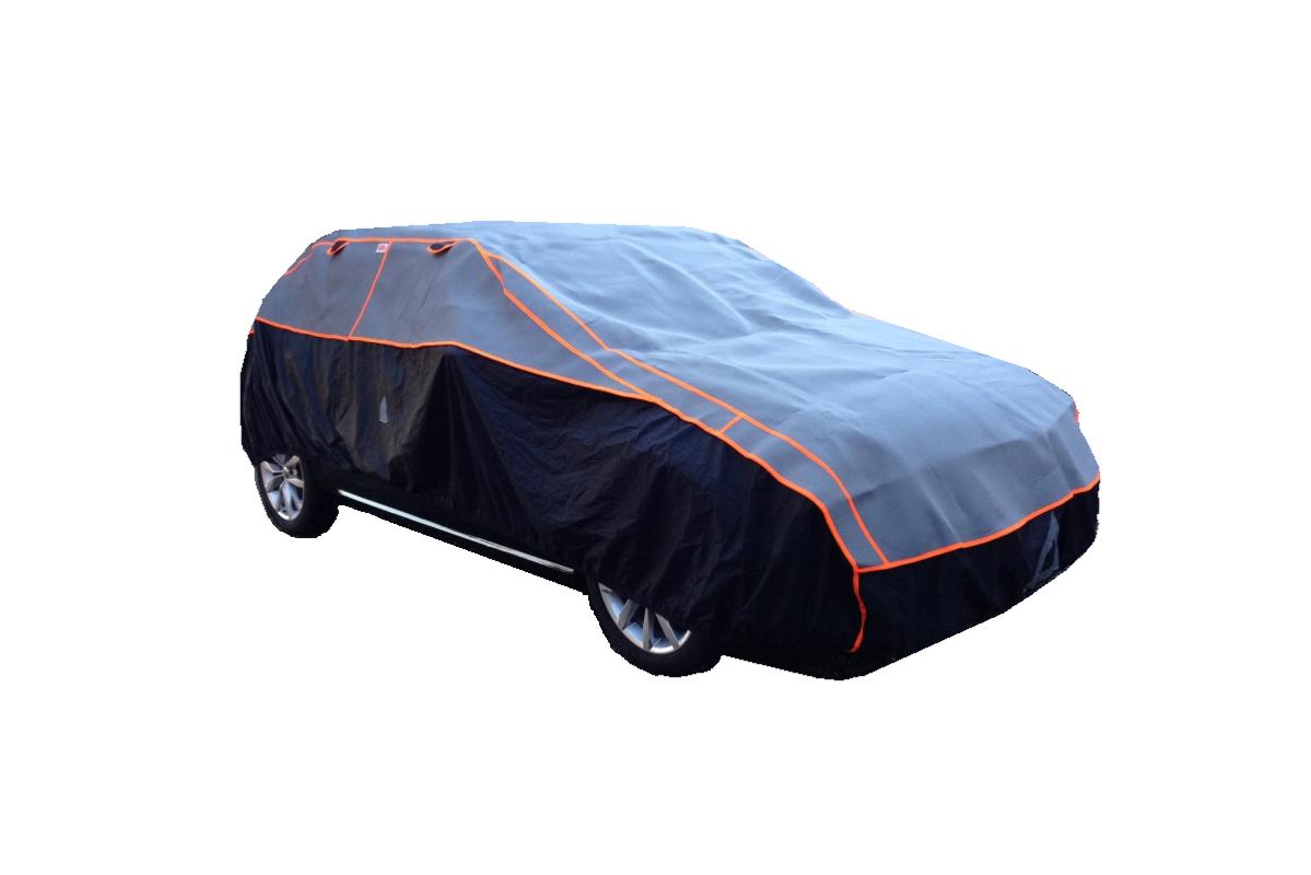 Housse de protection voiture anti gr le 530x177x119 cm for Housse protection voiture
