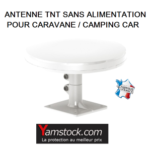 antenne tnt camping car caravane sans amplificateur. Black Bedroom Furniture Sets. Home Design Ideas