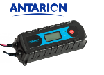 Antarion Chargeur de batterie intelligent ANTARION voiture, camping car