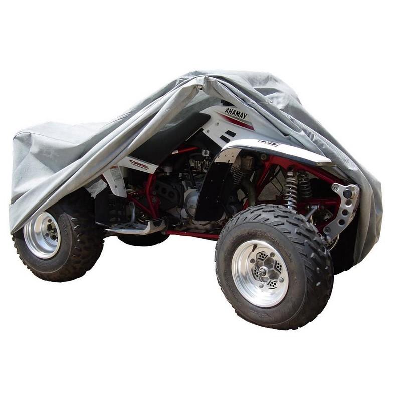 B che protection pour quad en pvc luxe 208 x 122 x 80 cm for Housse pour quad