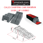 Cales pour camping car FIAMMA LEVEL UP JUMBO