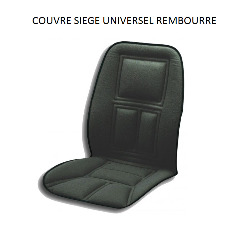 couvre siege pour voiture ergonomique avec renforts. Black Bedroom Furniture Sets. Home Design Ideas
