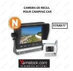 Pack Camera de recul camping car écran 5'