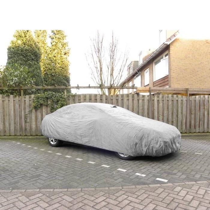 bache de voiture ext rieure taille 406x150x116cm pas cher discount yamstock bache voiture. Black Bedroom Furniture Sets. Home Design Ideas