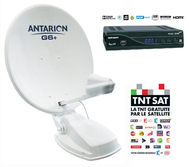 kit antenne satellite automatique antarion 85 cm g6. Black Bedroom Furniture Sets. Home Design Ideas