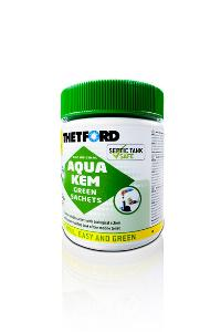 Additif sanitaire Aqua Kem Green sachet x 10