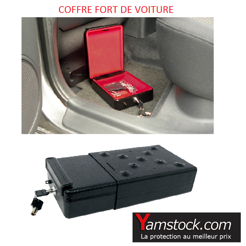 coffre fort anti vol voiture camping car. Black Bedroom Furniture Sets. Home Design Ideas
