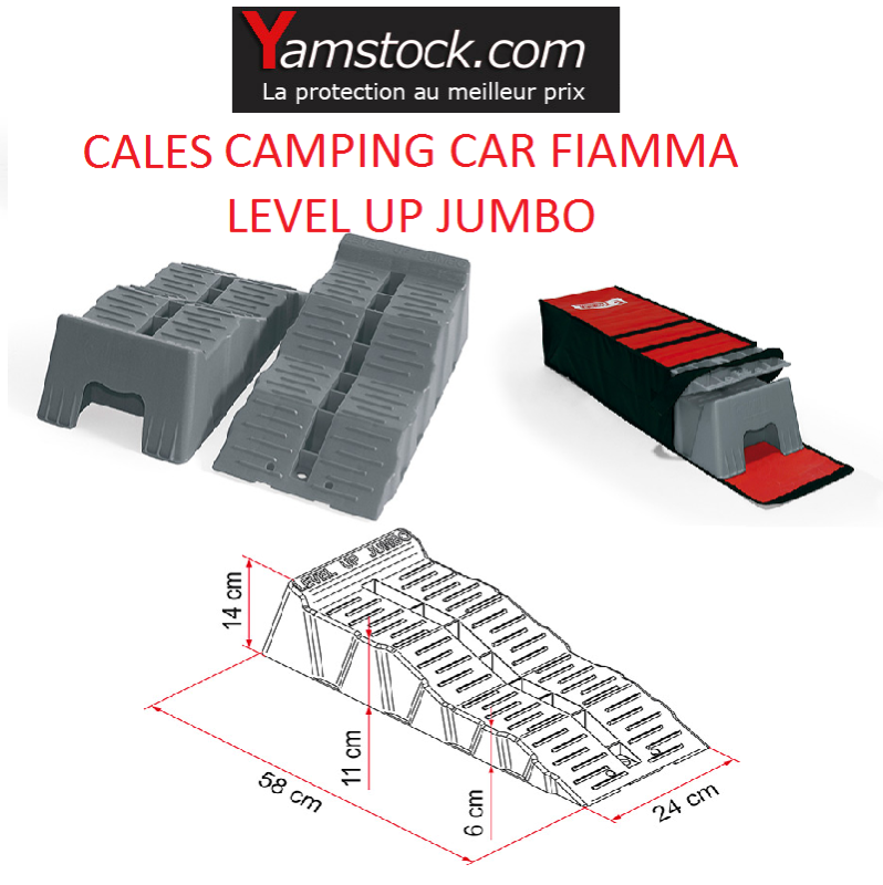 Housse Cales Camping Car