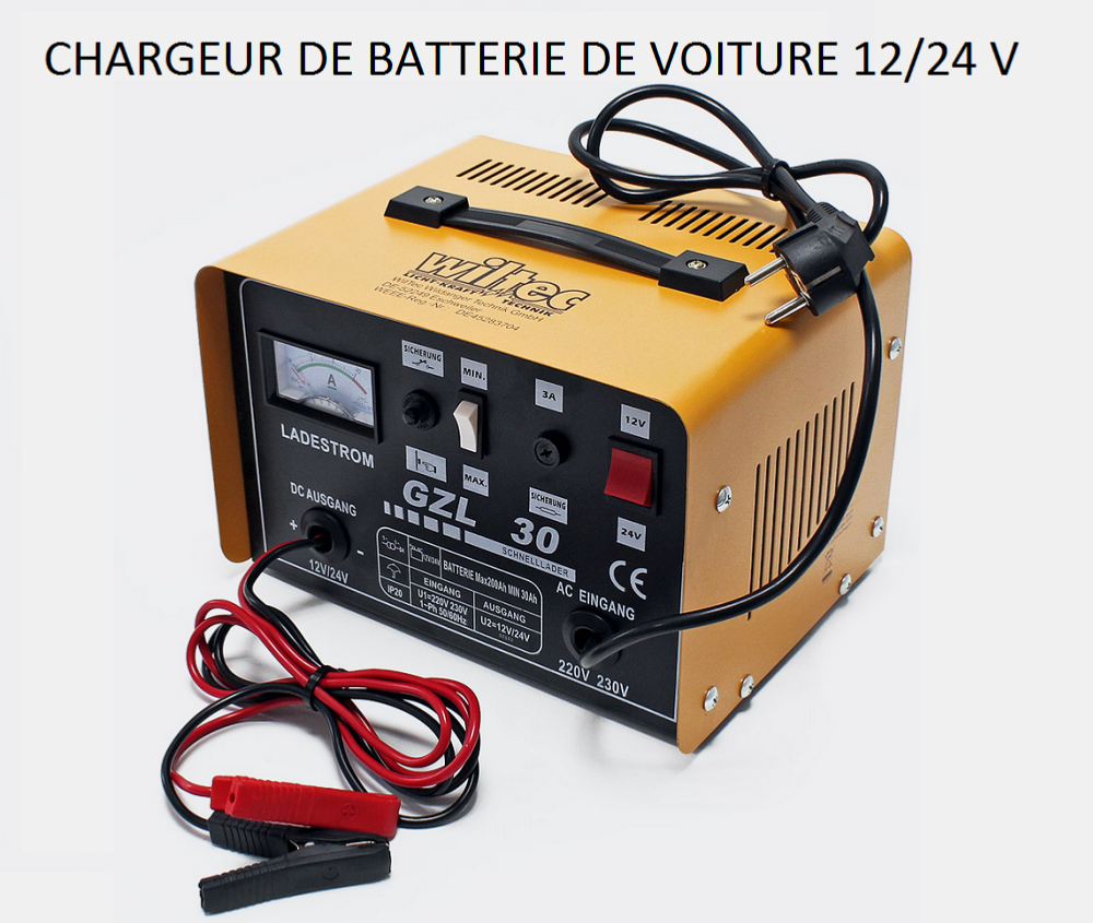 recharger batterie voiture comment recharger la batterie avec de l 39 eau distill e fr tuto. Black Bedroom Furniture Sets. Home Design Ideas