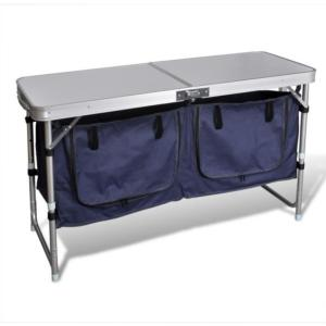 mobilier de rangement camping table. Black Bedroom Furniture Sets. Home Design Ideas