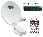 Kit Antenne satellite Automatique ANTARION 85 cm G6+
