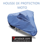 Bâche de protection Moto, scooter 229x99x125 cm PE