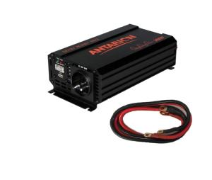 Convertisseur de tension pur sinus 300w 12v / 220v