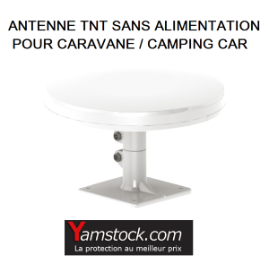 antenne tnt et parabole antarion pour camping car et. Black Bedroom Furniture Sets. Home Design Ideas