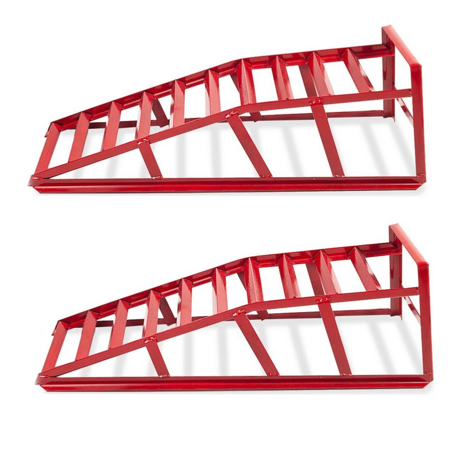 2 rampes de levage pour voiture 2 tonnes. Black Bedroom Furniture Sets. Home Design Ideas