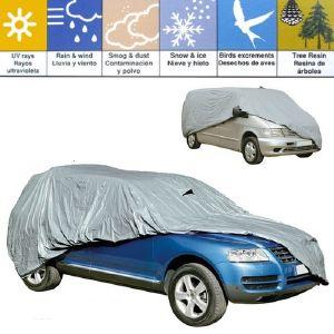 B che pour voiture monospace 463x173x143cm pas cher - Housse voiture exterieur ...