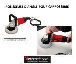 Polisseuse d'Angle carrosserie 1200w CT