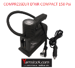 Compresseur d'air compact auto 10 bar CT